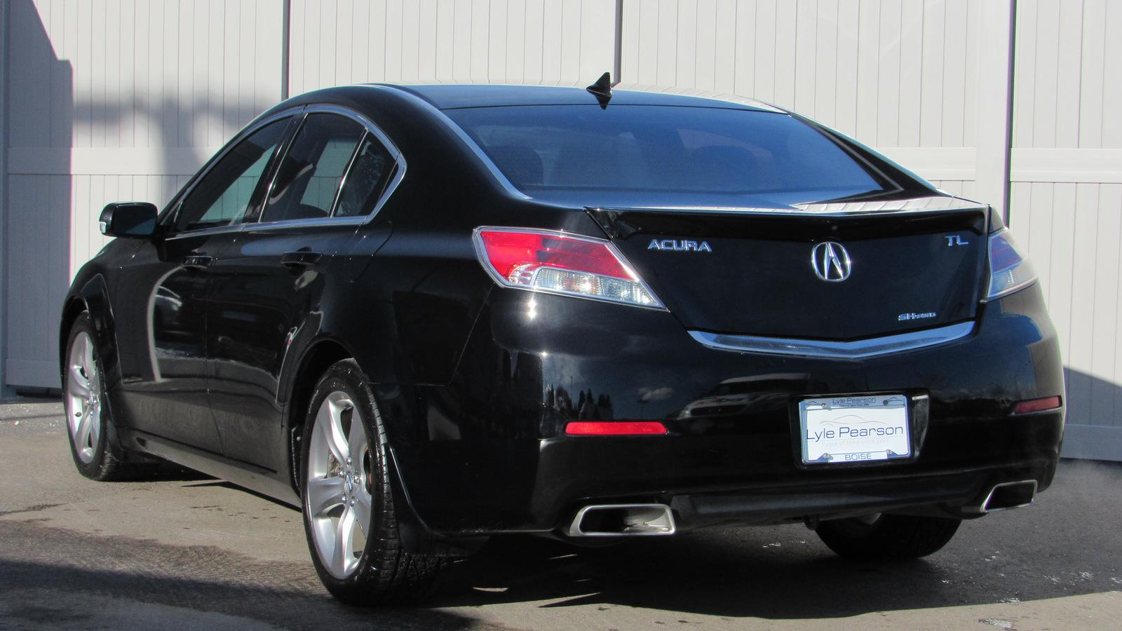 Pre-Owned 2012 Acura TL 4dr Sdn Auto SH-AWD Tech