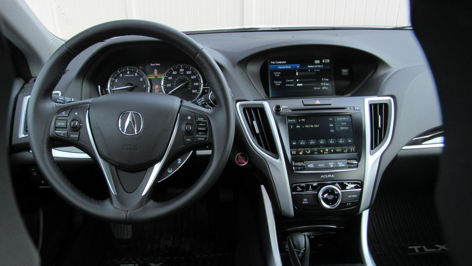 New 2019 Acura TLX 2.4L FWD