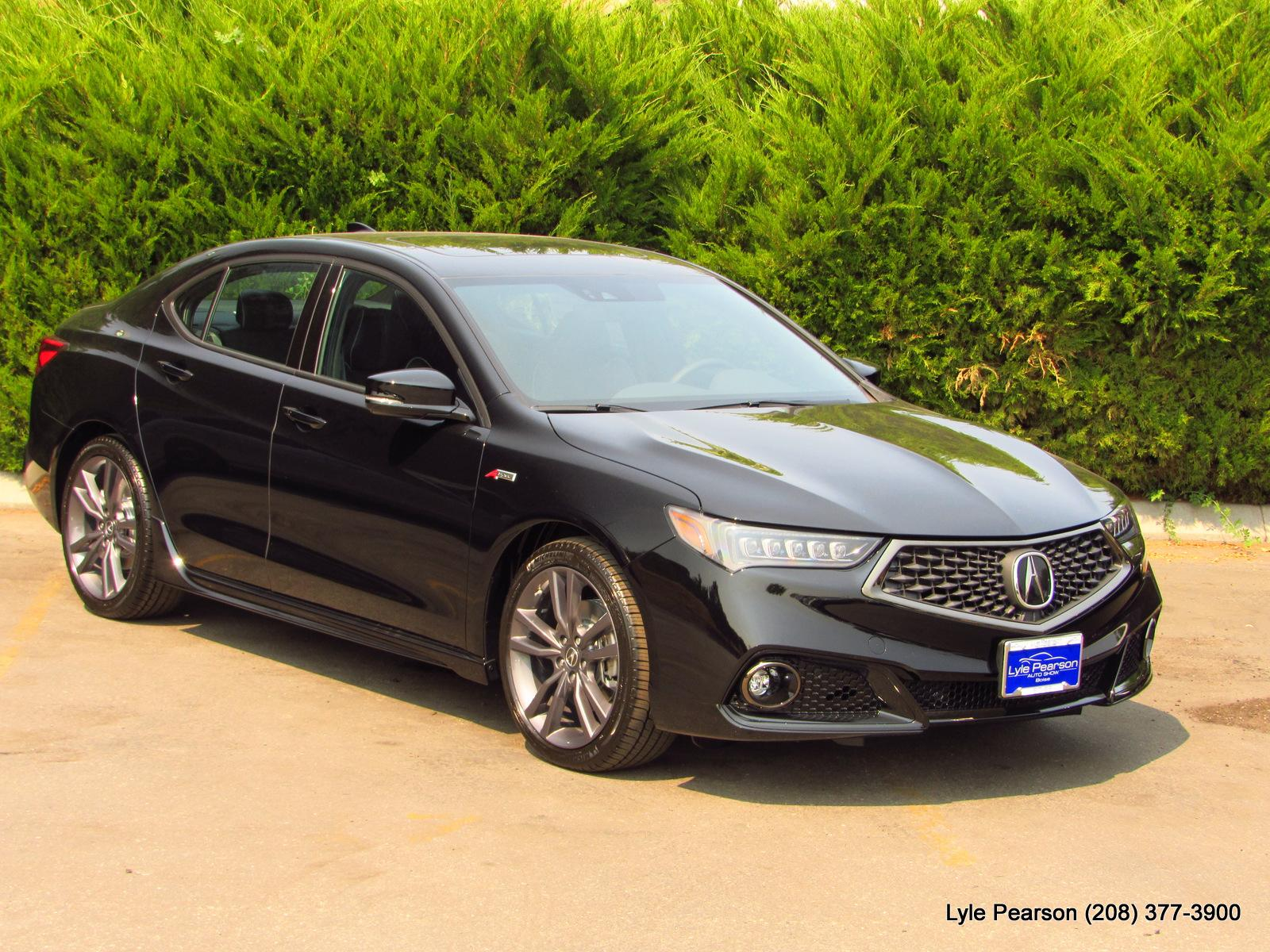 New 2019 Acura TLX 2.4L FWD w/A-SPEC Pkg
