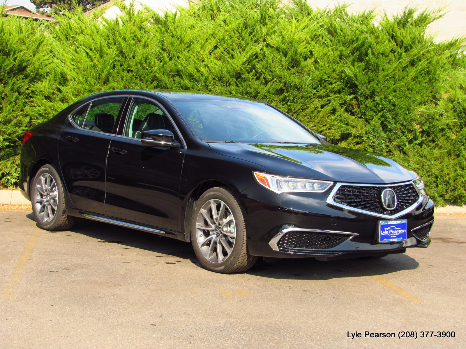 New 2019 Acura TLX 3 5L FWD w Technology Pkg 4dr Car in Boise