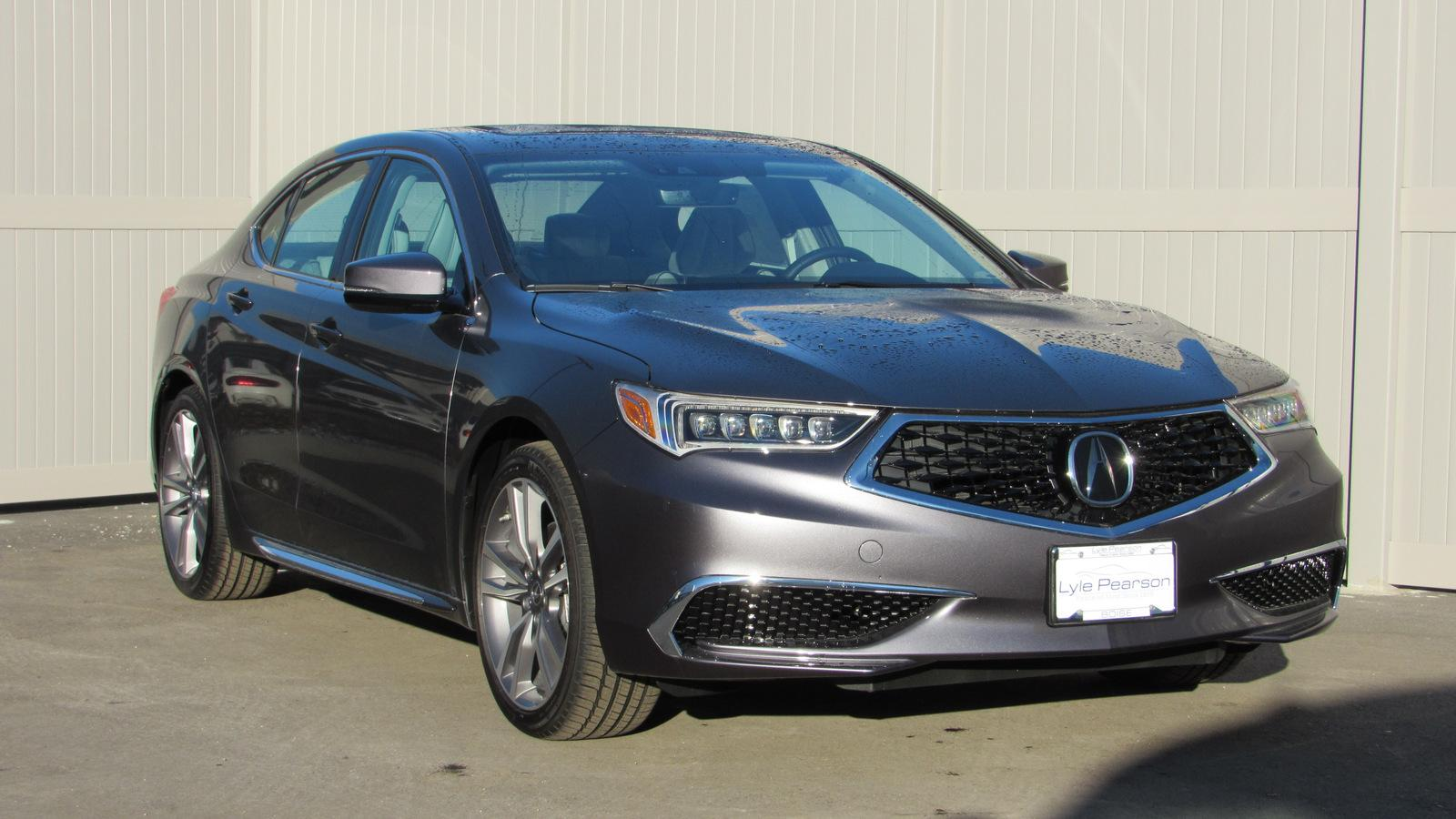 New 2019 Acura TLX 3.5L FWD w/Technology Pkg