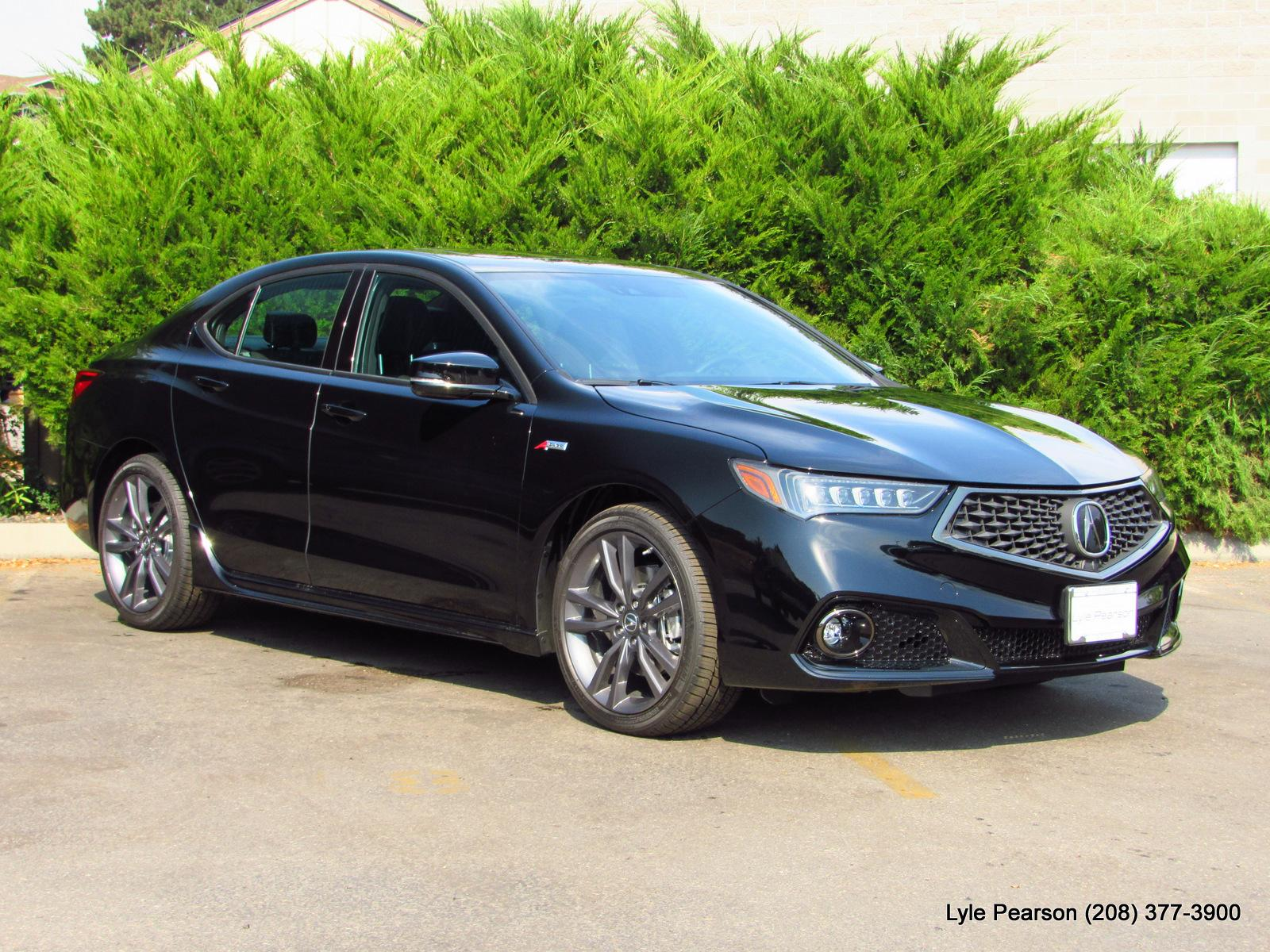 New 2019 Acura TLX FWD V6 A Spec 4dr Car in Boise 19A0476