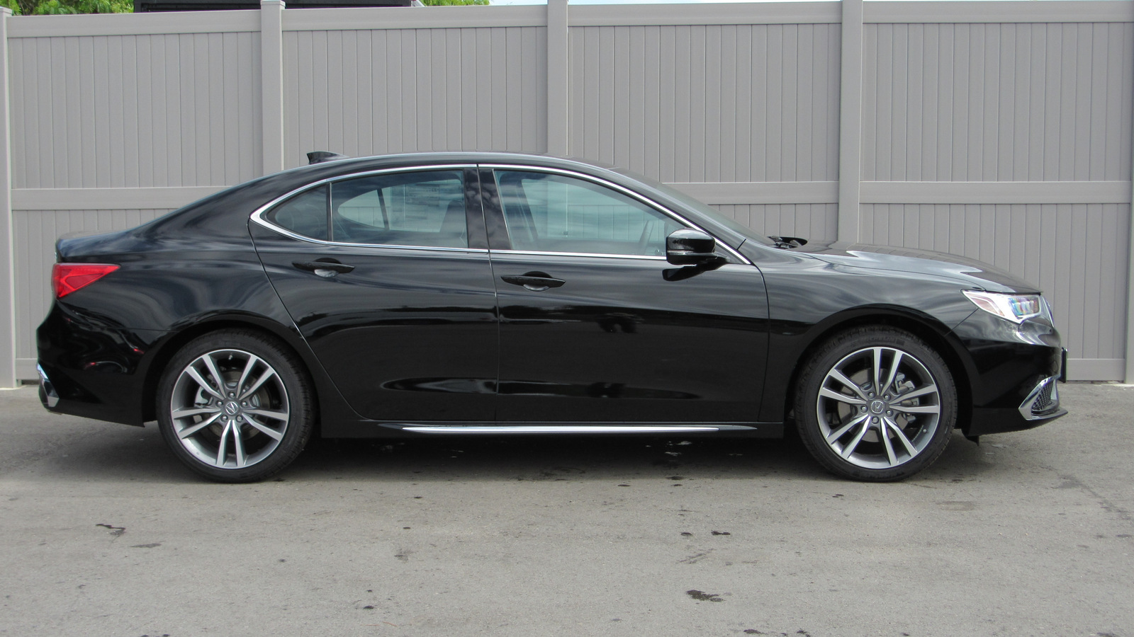 New 2019 Acura TLX 3.5L SH-AWD w/Technology Pkg