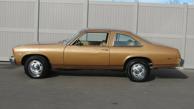 Pre-Owned 1977 Chevrolet Nova Custom
