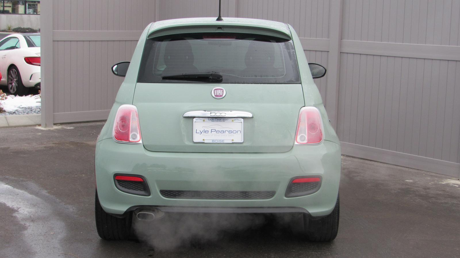 Pre-Owned 2012 FIAT 500 2dr HB Sport