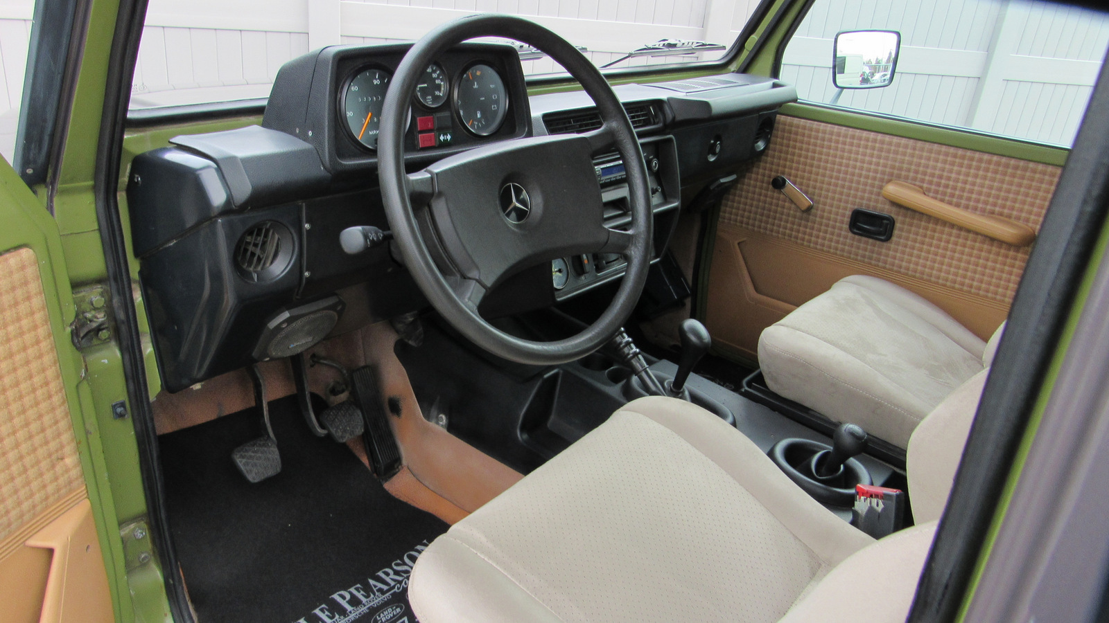 Pre-Owned 1984 Mercedes-Benz G230