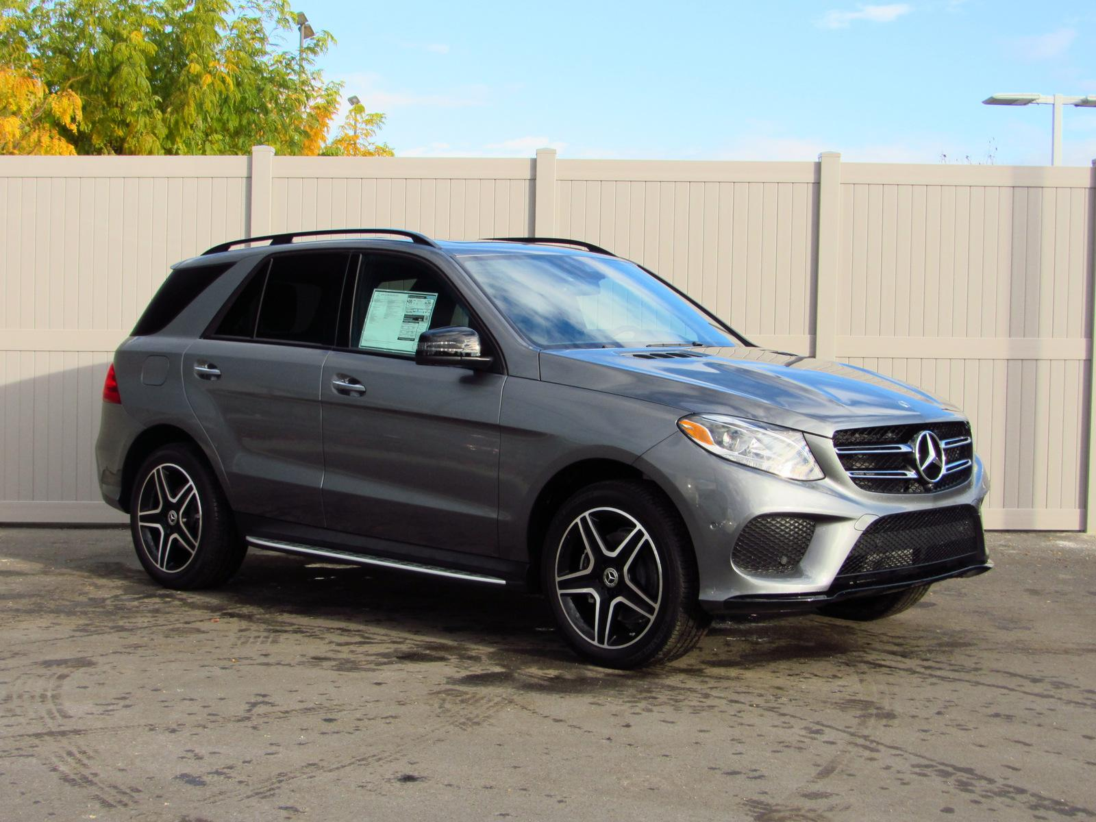 New 2019 Mercedes Benz Gle 400 4matic Suv