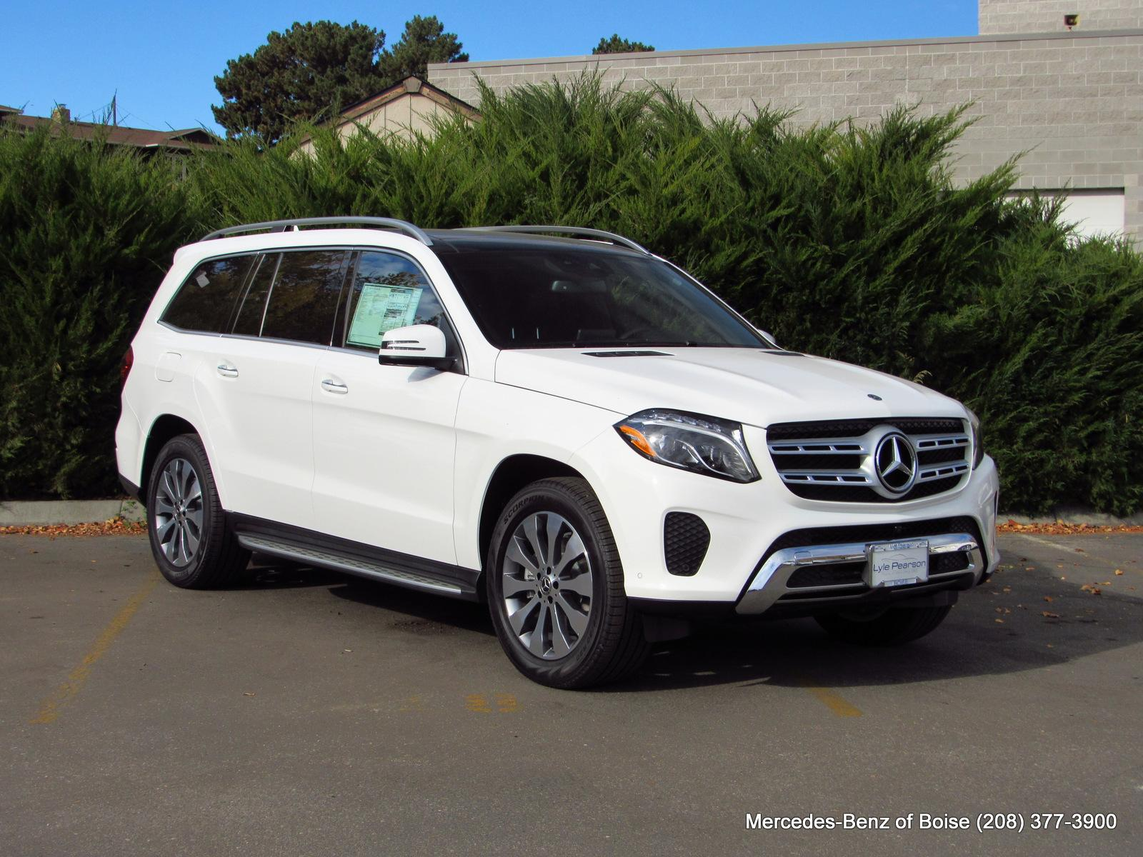 Mercedes Benz Suvs >> New 2019 Mercedes Benz Gls Gls 450 4matic Suv Sport Utility In