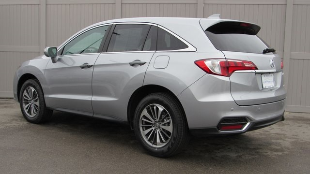 Certified Pre-Owned 2017 Acura RDX Advance Package