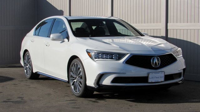 New 2020 Acura RLX Technology
