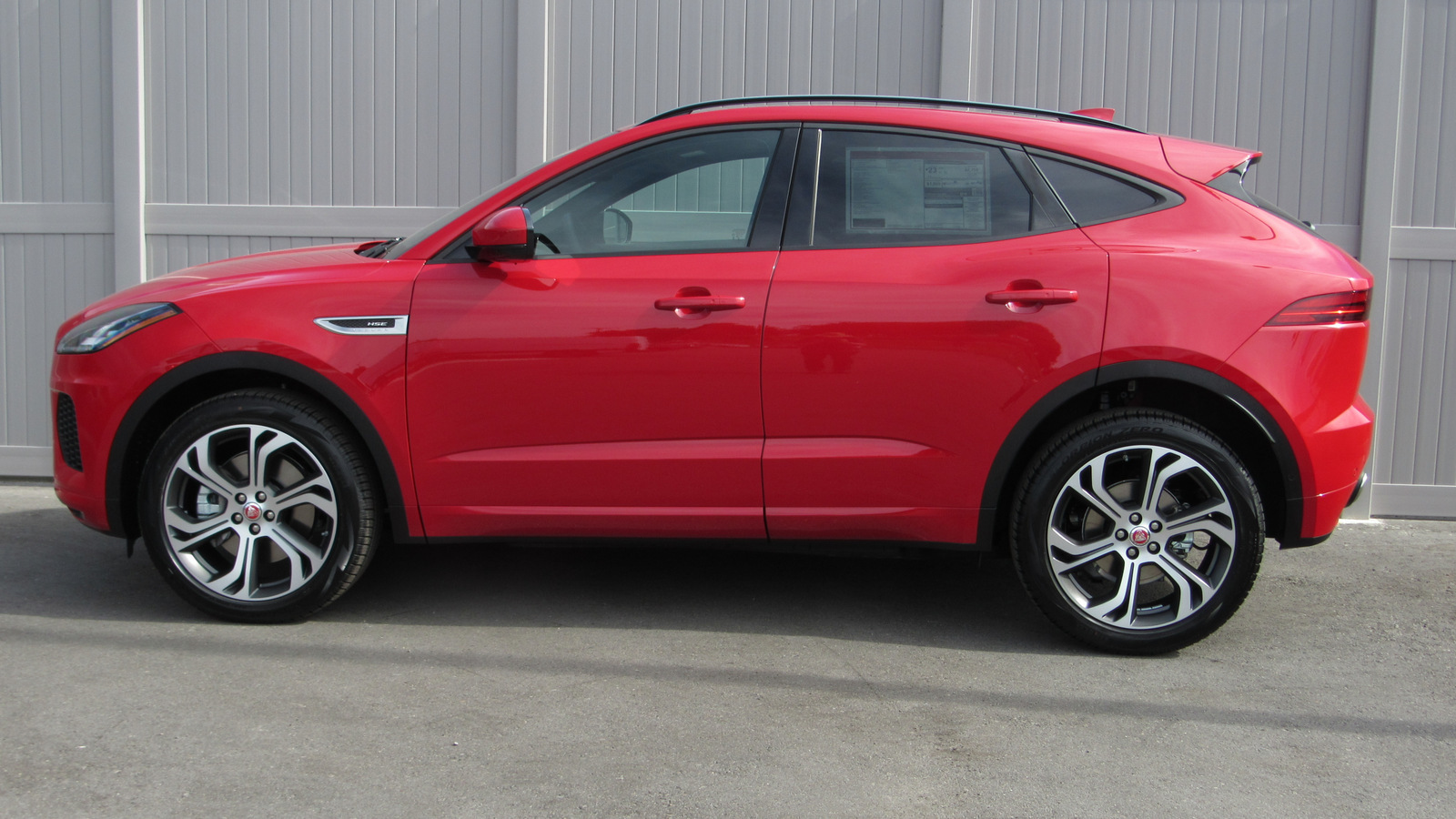 New 2019 Jaguar E-PACE P300 AWD R-Dynamic HSE