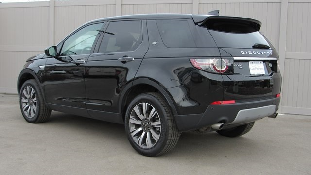 Certified Pre-Owned 2019 Land Rover Discovery Sport HSE Luxury