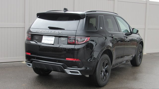 New 2020 Land Rover Discovery Sport S R-Dynamic