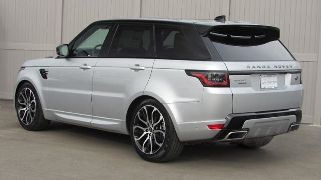 Land Rover Range Rover >> New 2019 Land Rover Range Rover Sport Supercharged 4wd 4d Sport Utility