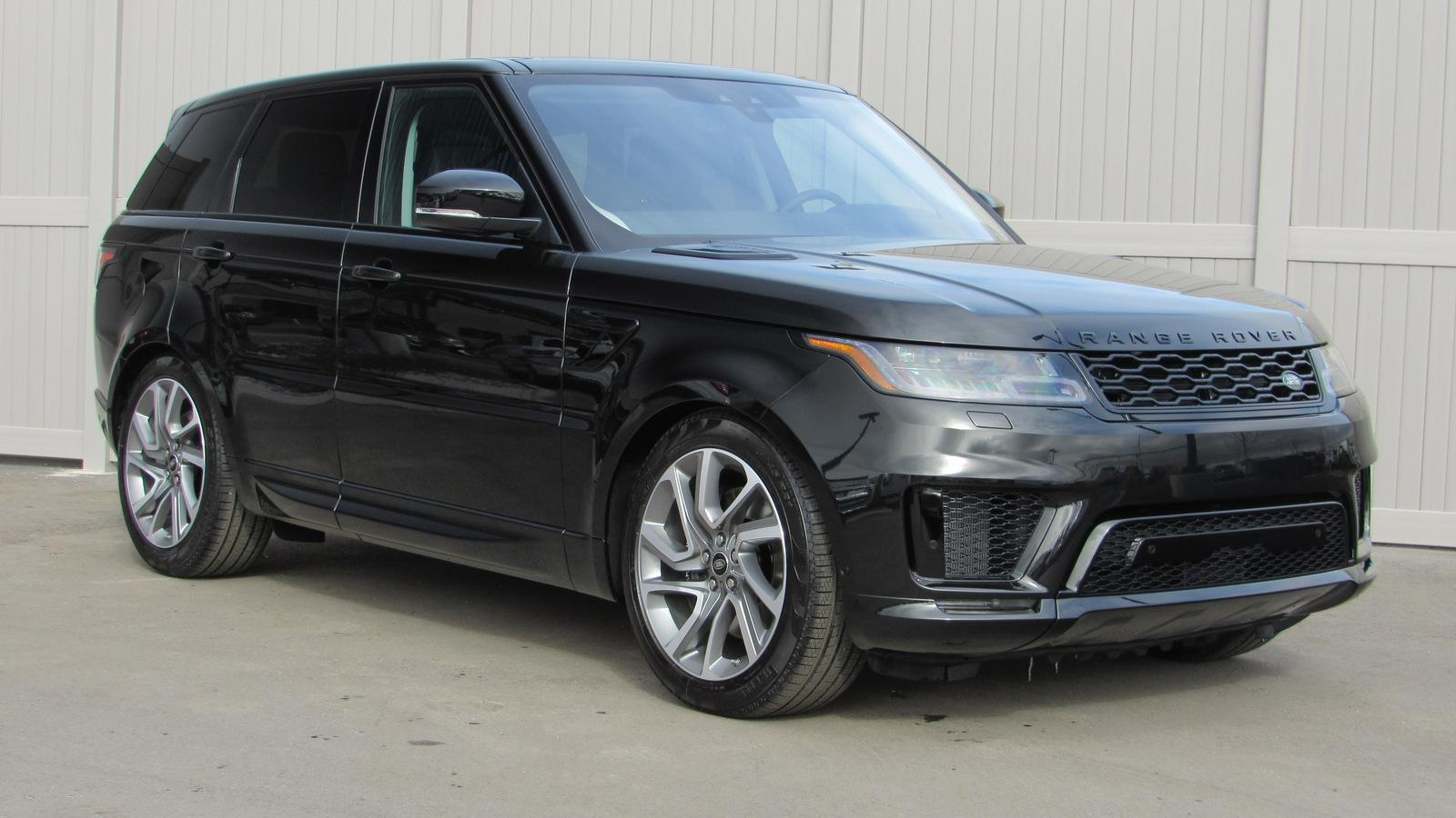 New 2019 Land Rover Range Rover Sport V6 Supercharged HSE Dynamic