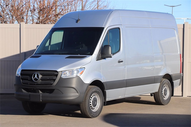 New 2019 Mercedes-Benz Sprinter 2500