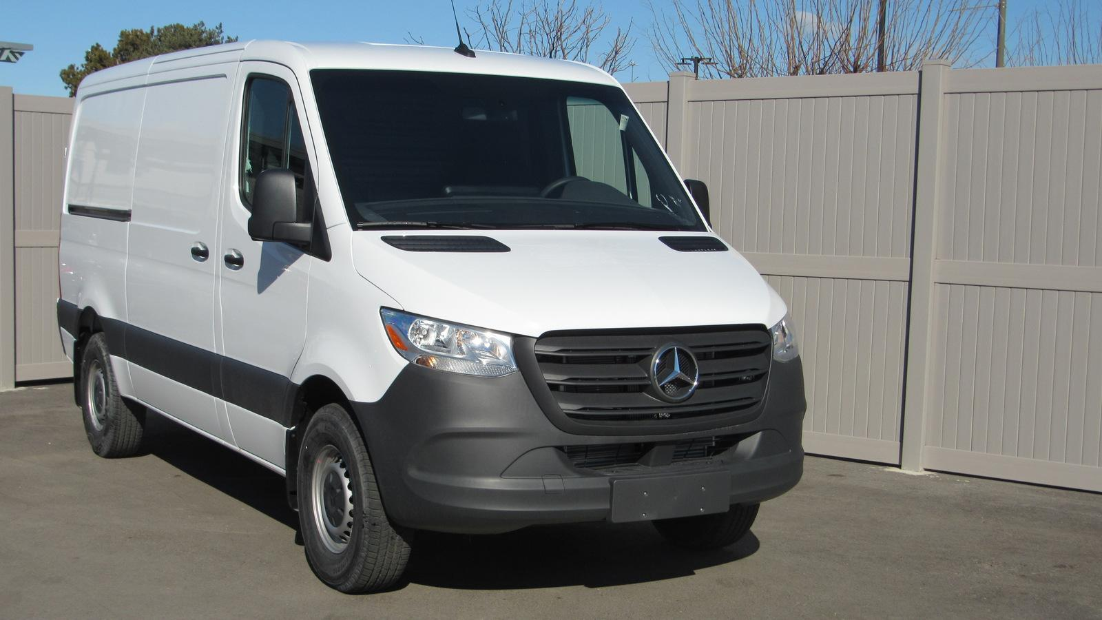 New 2019 Mercedes-Benz Sprinter 2500 Standard Roof V6 144 RWD