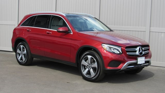 Benz Glc 300 >> Certified Pre Owned 2019 Mercedes Benz Glc 300 4matic 4d Sport Utility