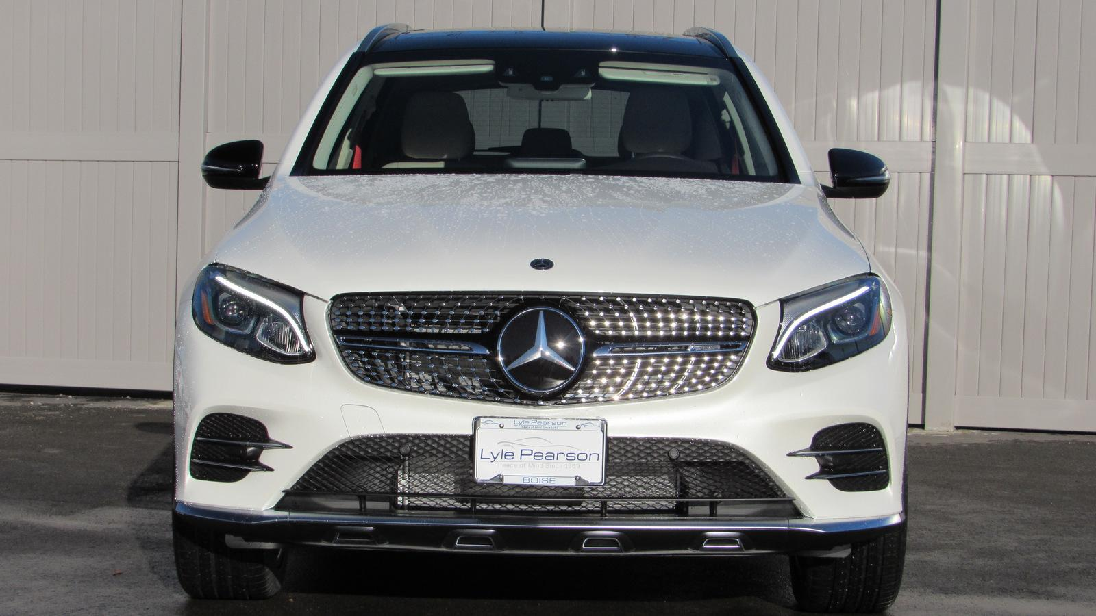 New 2019 Mercedes-Benz GLC AMG® GLC 43 4MATIC SUV