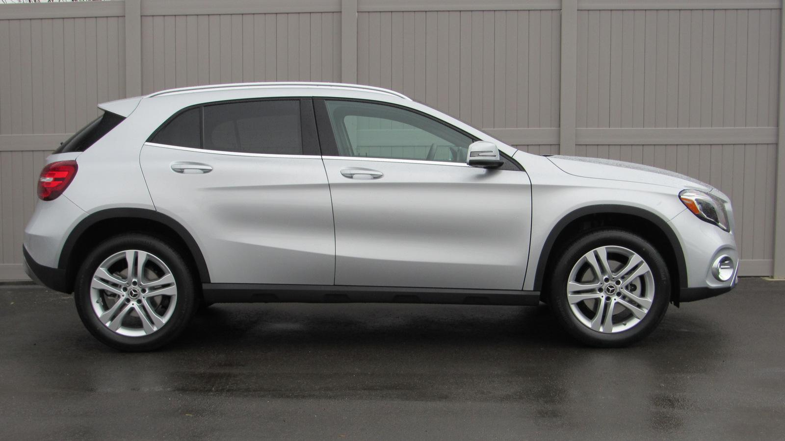 Certified Pre-Owned 2019 Mercedes-Benz GLA GLA 250 4MATIC® SUV