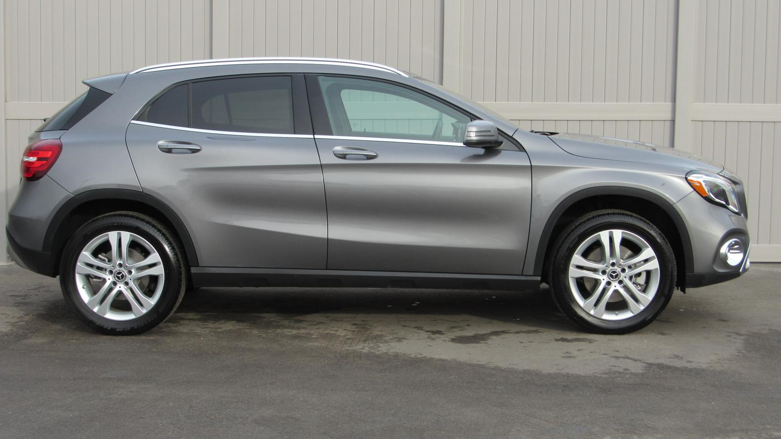 Certified Pre-Owned 2018 Mercedes-Benz GLA GLA 250 4MATIC® SUV
