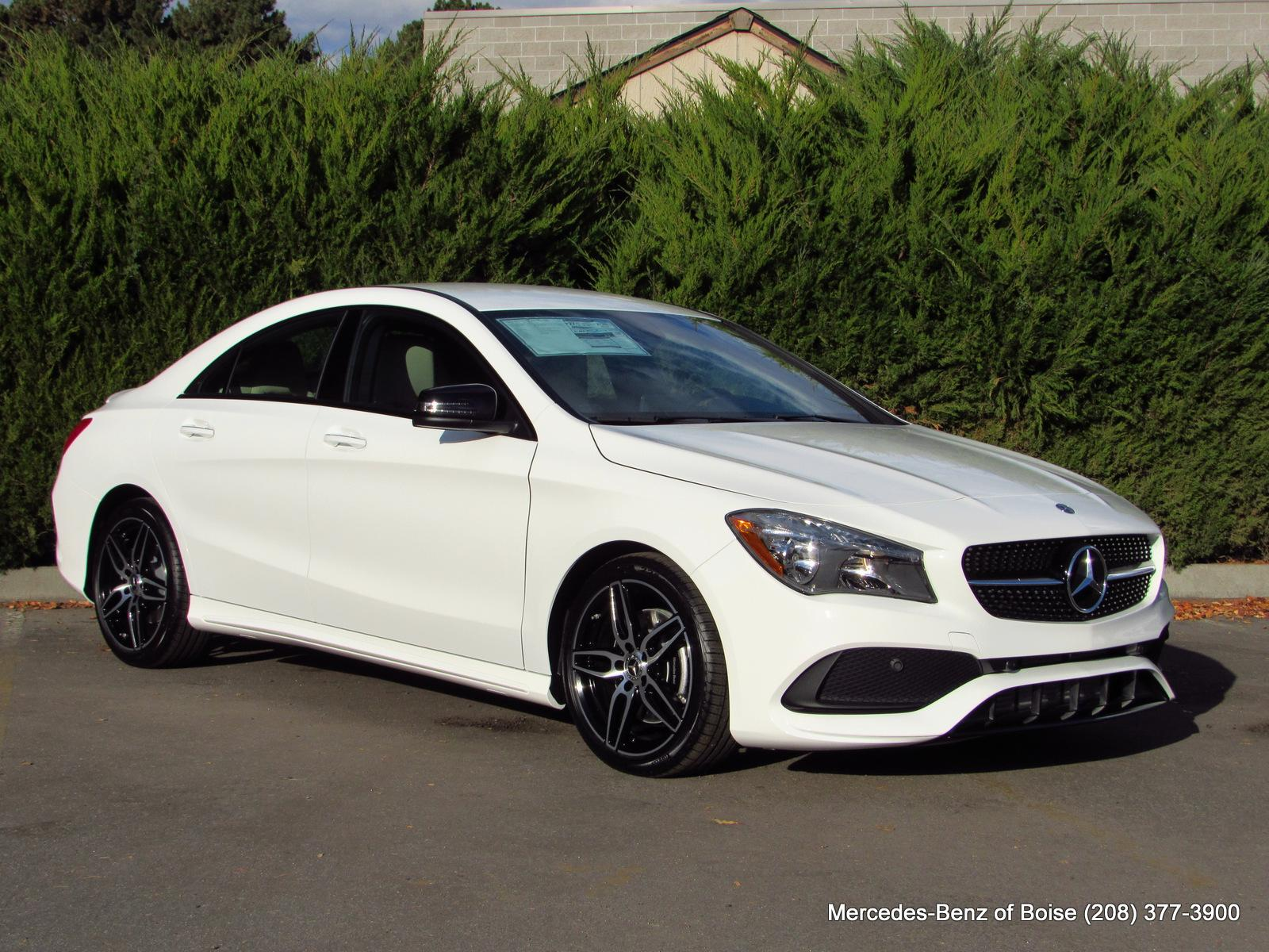 Mercedes Benz Cla >> New 2019 Mercedes Benz Cla Cla 250 4matic Coupe Coupe In Boise