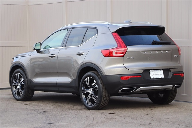 New 2020 Volvo XC40 T5 Inscription