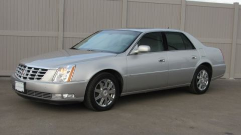 Pre-Owned 2008 Cadillac DTS 1SC