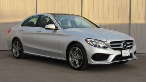 Certified Pre-Owned 2015 Mercedes-Benz C-Class 4dr Sdn C 300 Sport 4MATIC®
