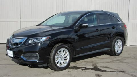 Certified Pre-Owned 2017 Acura RDX Technology & AcuraWatch Plus Packages