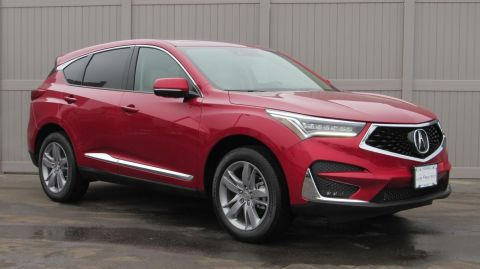 New 2019 Acura RDX AWD w/Advance Pkg