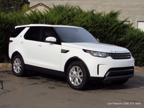 New 2018 Land Rover Discovery SE V6 Supercharged