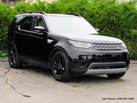 New 2018 Land Rover Discovery HSE Td6 Diesel