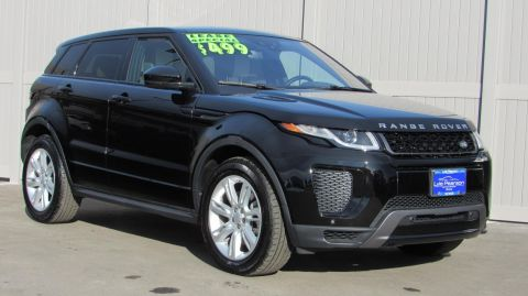New 2018 Land Rover Range Rover Evoque 5 Door 286hp HSE Dynamic