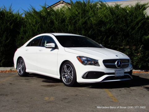 New 2019 Mercedes-Benz CLA CLA 250 4MATIC® Coupe
