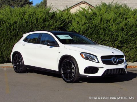 New 2019 Mercedes-Benz GLA AMG® GLA 45 4MATIC SUV