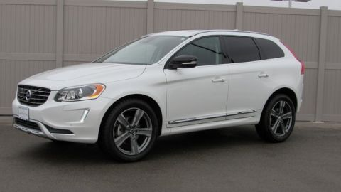 Certified Pre-Owned 2017 Volvo XC60 T5 Dynamic