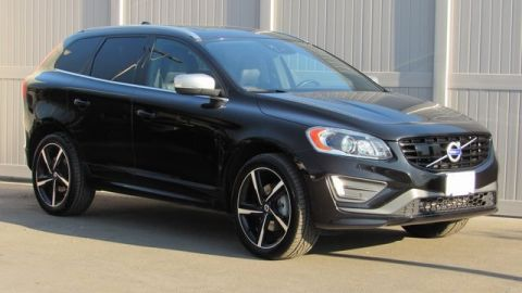 Certified Pre-Owned 2016 Volvo XC60 T6 Drive-E R-Design Platinum